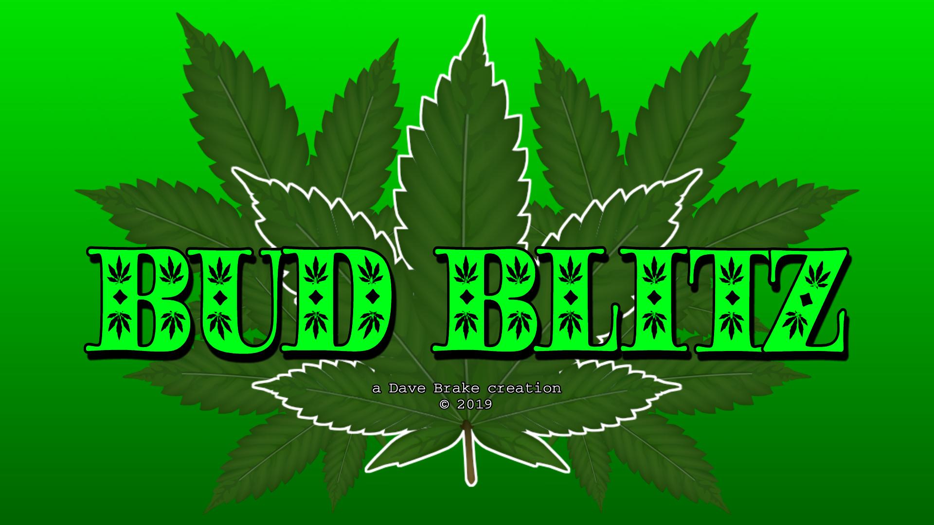Bud Blitz Logo v2