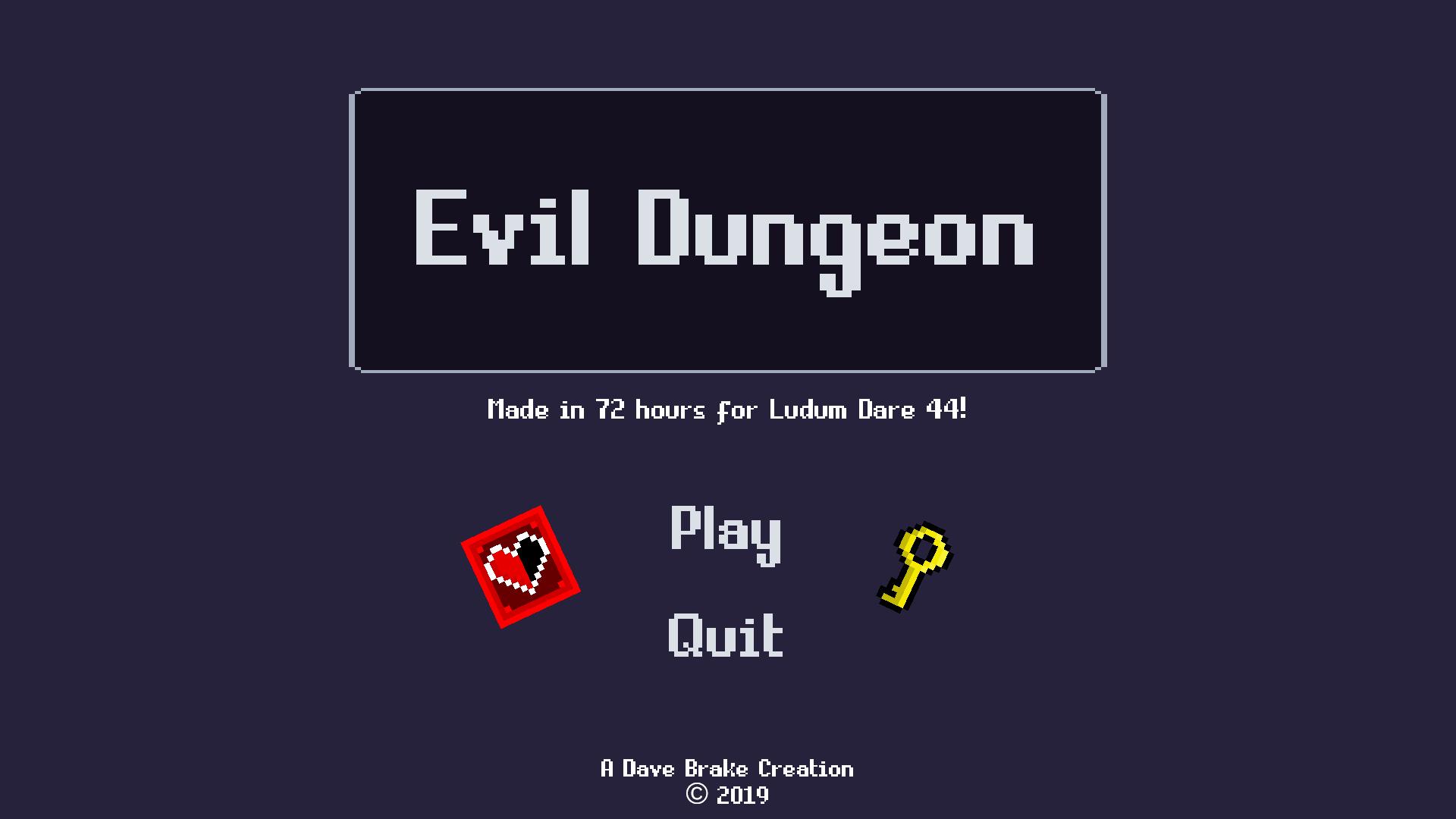 Evil Dungeon (2019)