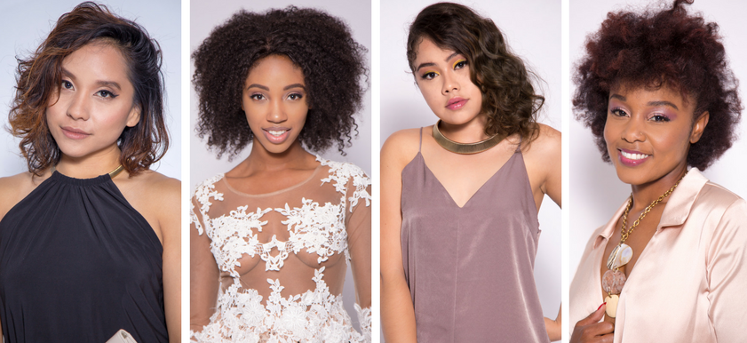 Photos: @ photosbylakeela Makeup:  @officialjaimesweeney Stylist: @msvanessagrace   Models:  @1mermaidbabe ,  @chyrosemorgan ,  @bmoneyoakland ,  @msvanessagrace   Text: Melissa Borrego