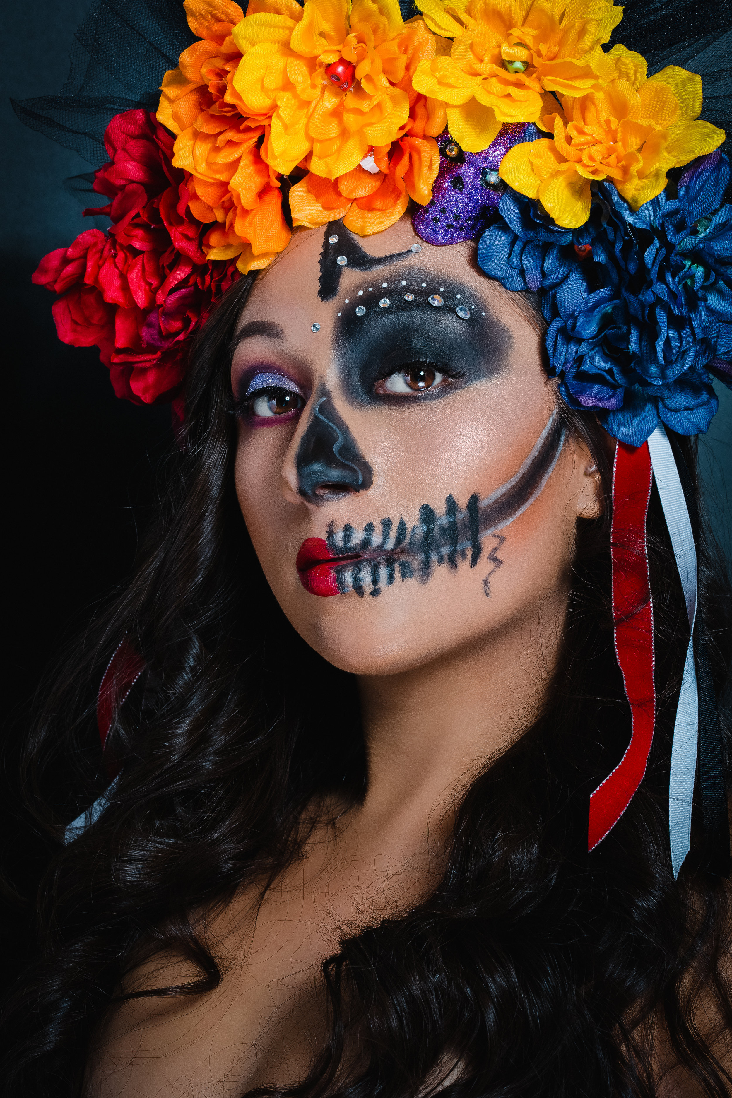 Day of the Dead - The origins of this cultural day can be traced back to the Aztecs. However, in mainstream culture today, it's mostly known for the traditional Catrina (skull) makeup that has become a Halloween fast favorite.