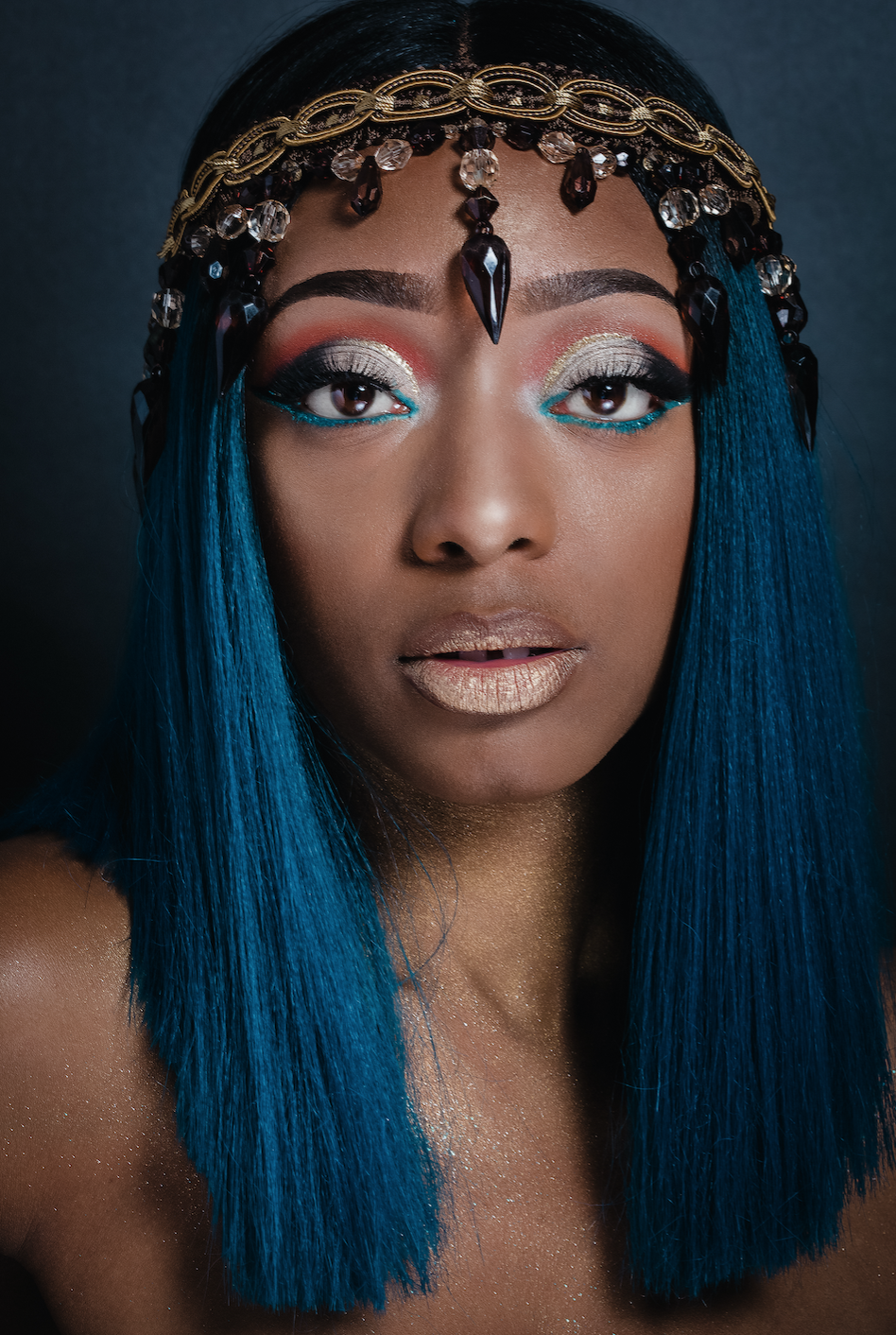 Cleopatra - No two Cleopatras will ever look the same, but you can slay your look this year.
