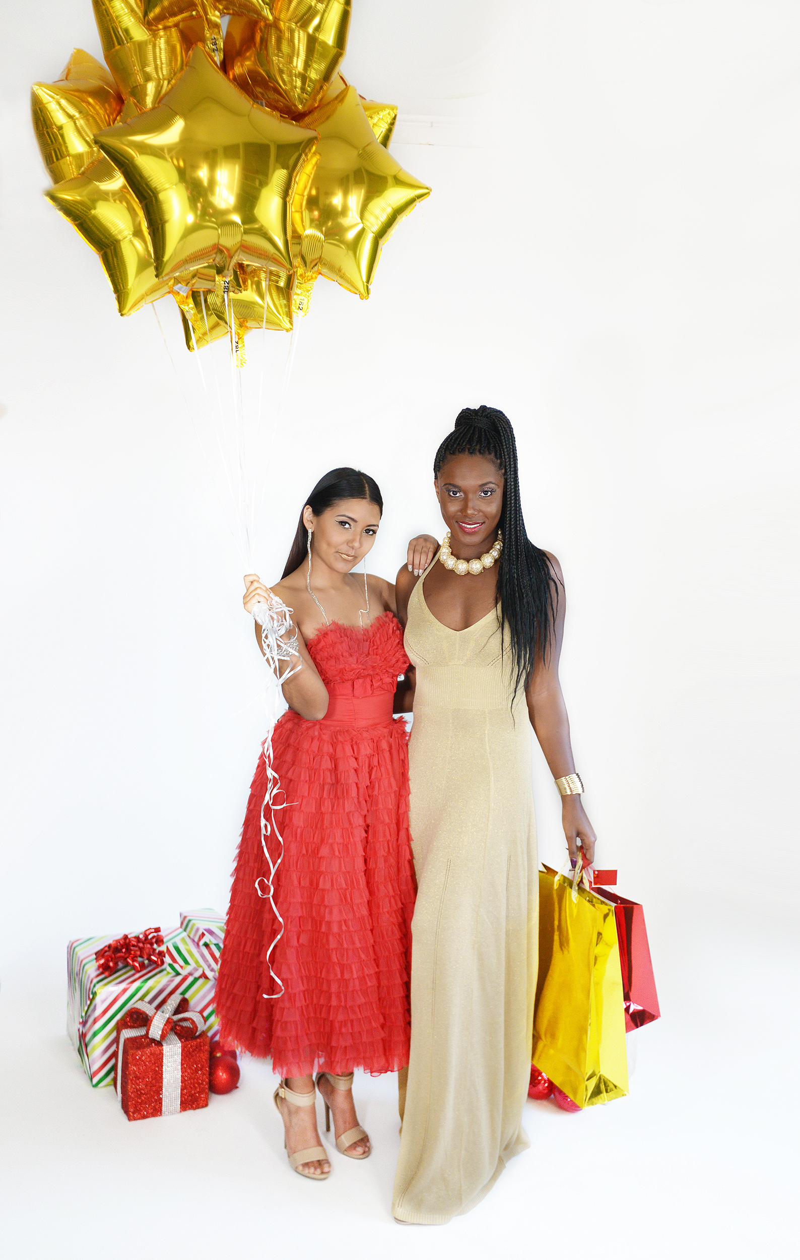 fashion holiday style women of color