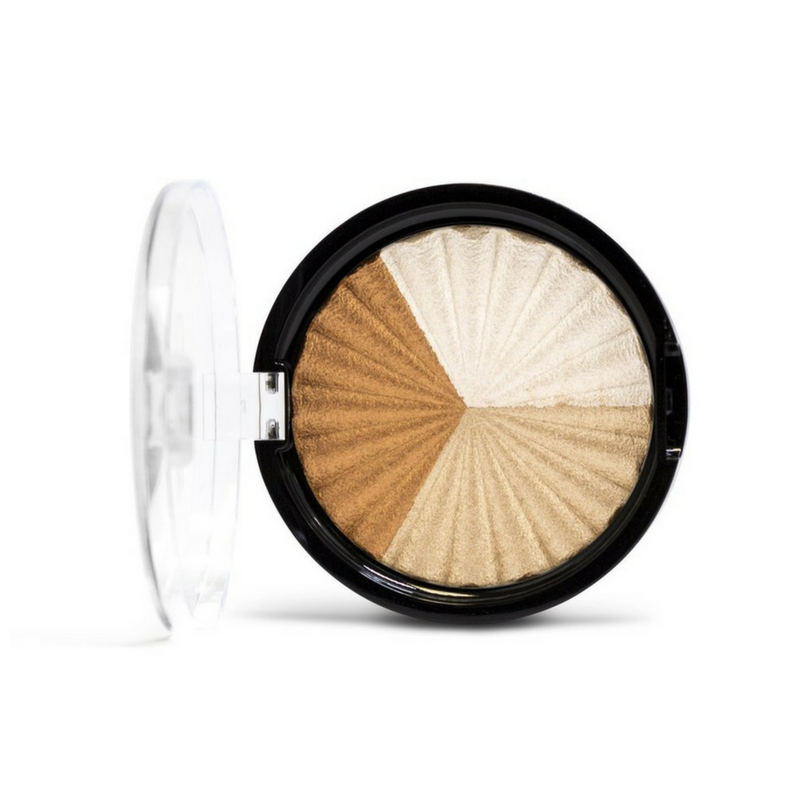 Everglow highlighter from Ofra Cosmetics x Nikkitutorials