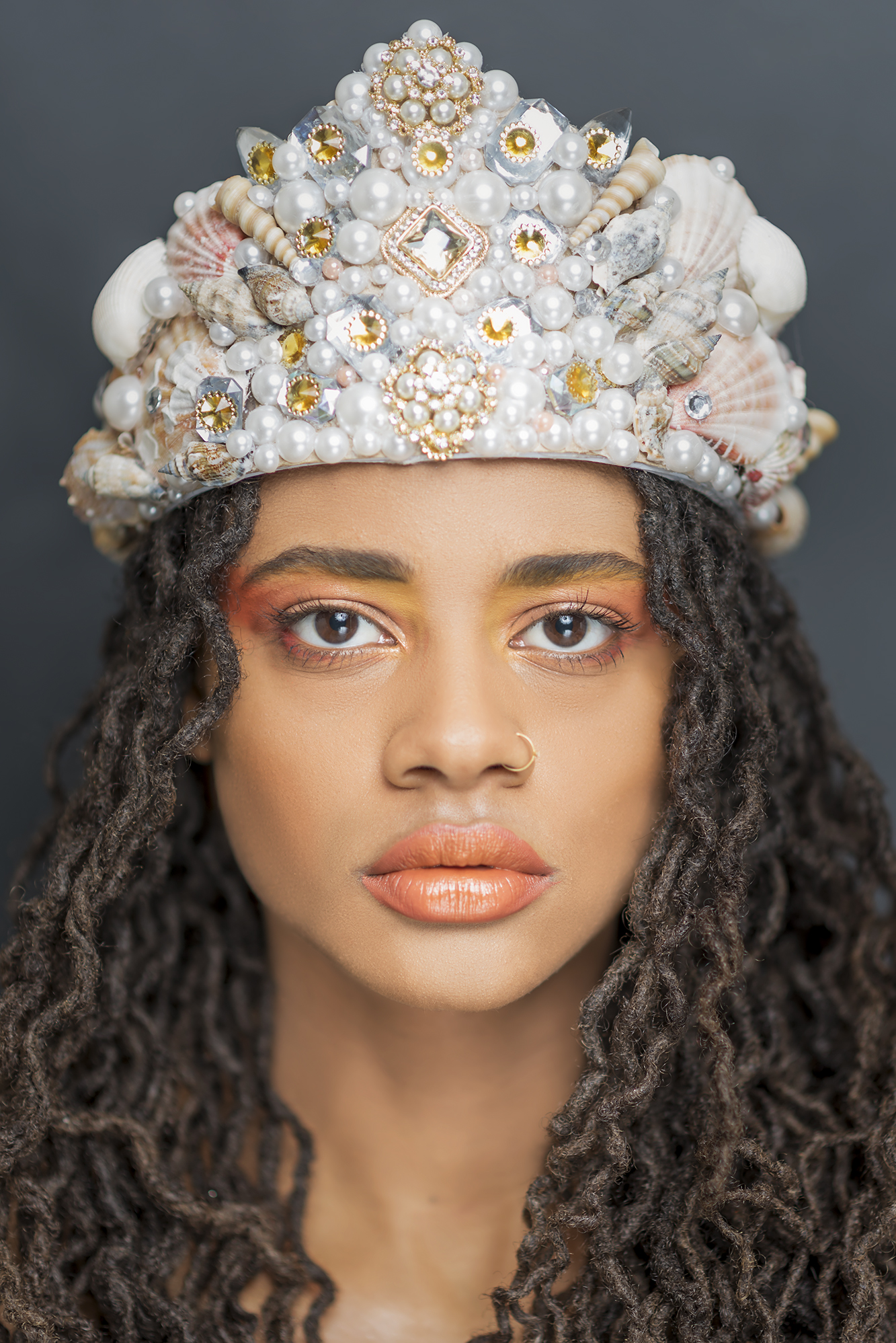 Photographer:   @ii_pix_photography_   Makeup Artist:  @nofxgivenmua   Model:  @tamikademill   Text: Kelsea Villanueva