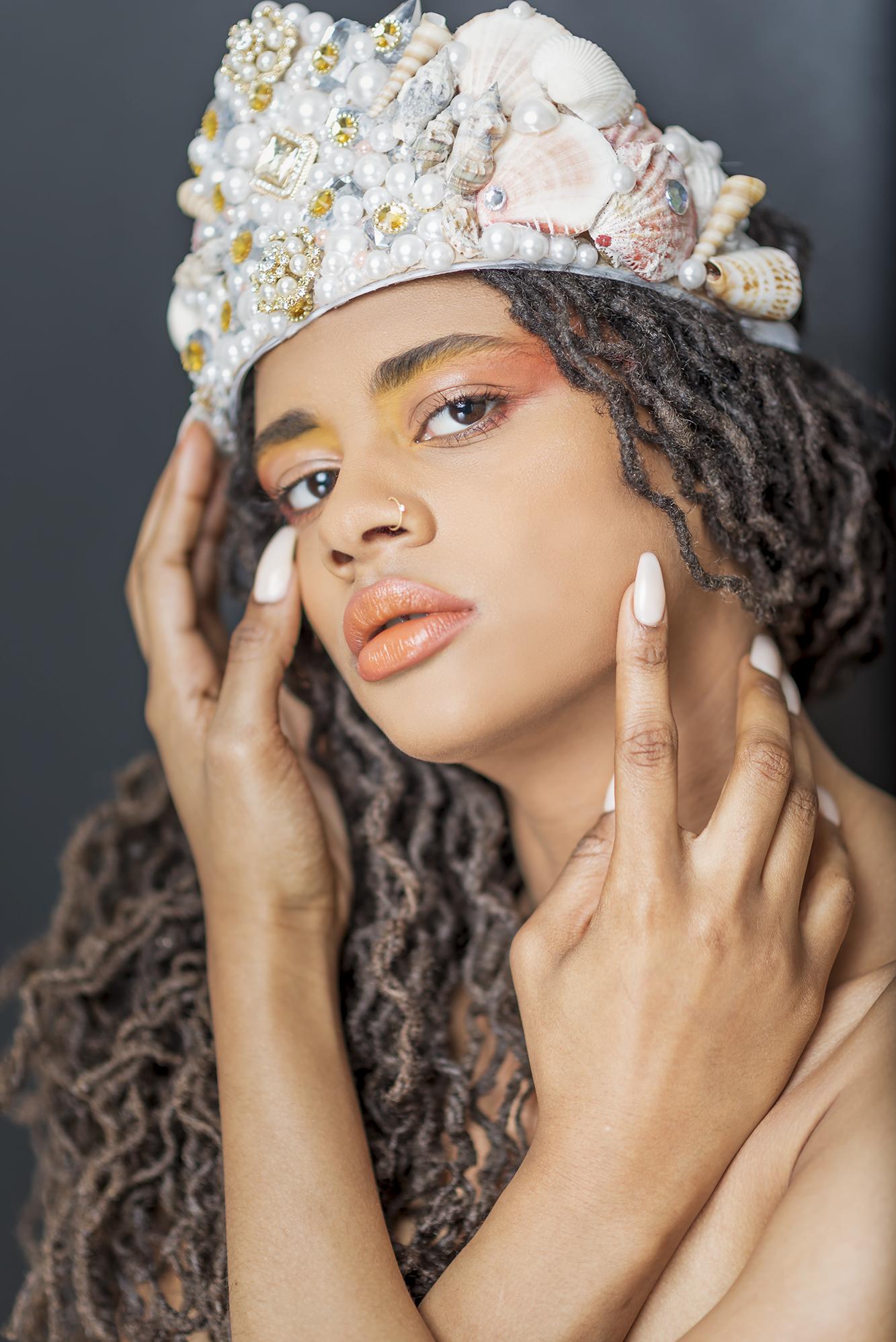 pisces zodaic makeup look