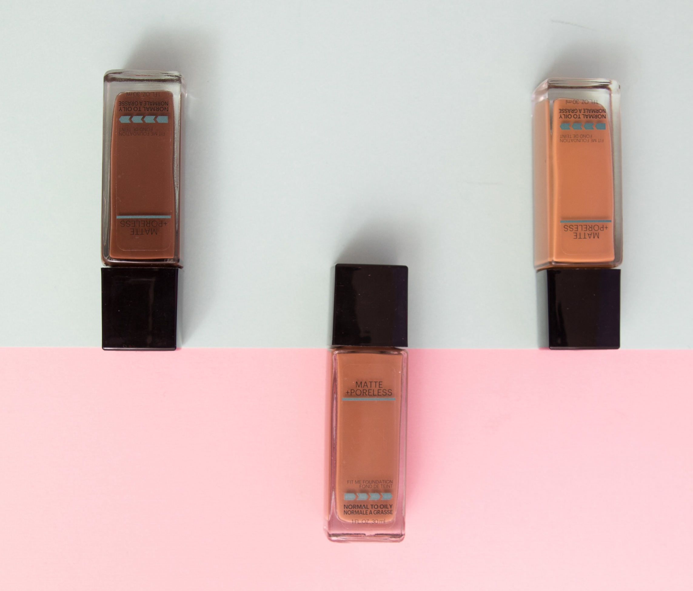 Skip the full face beat for Spring 2018 and opt for a lightweight foundation, like Maybelline Matte + Poreless.
