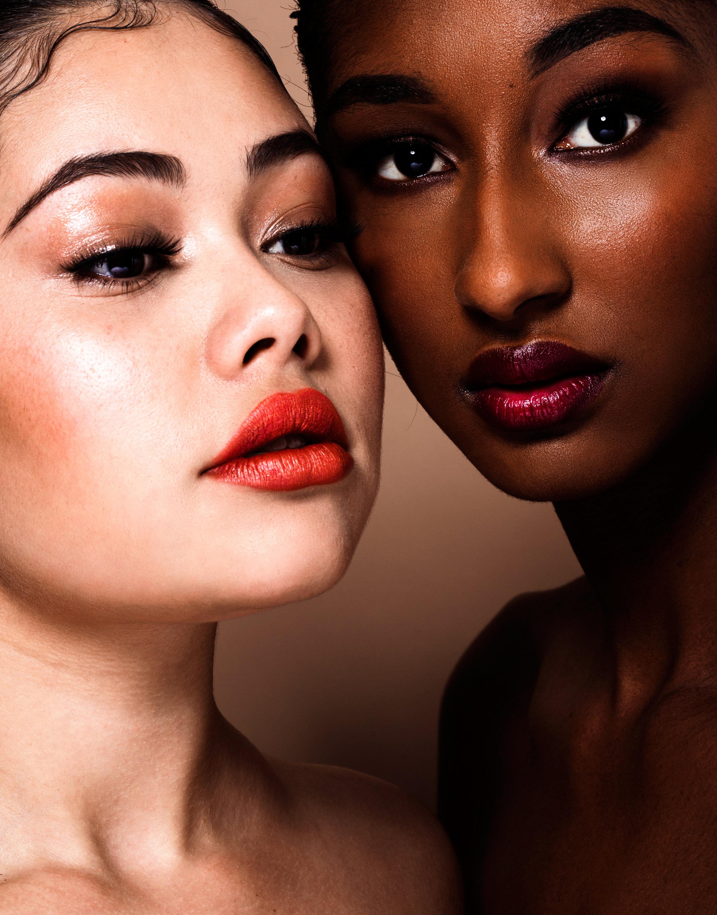realher makeup x mocha girl beauty