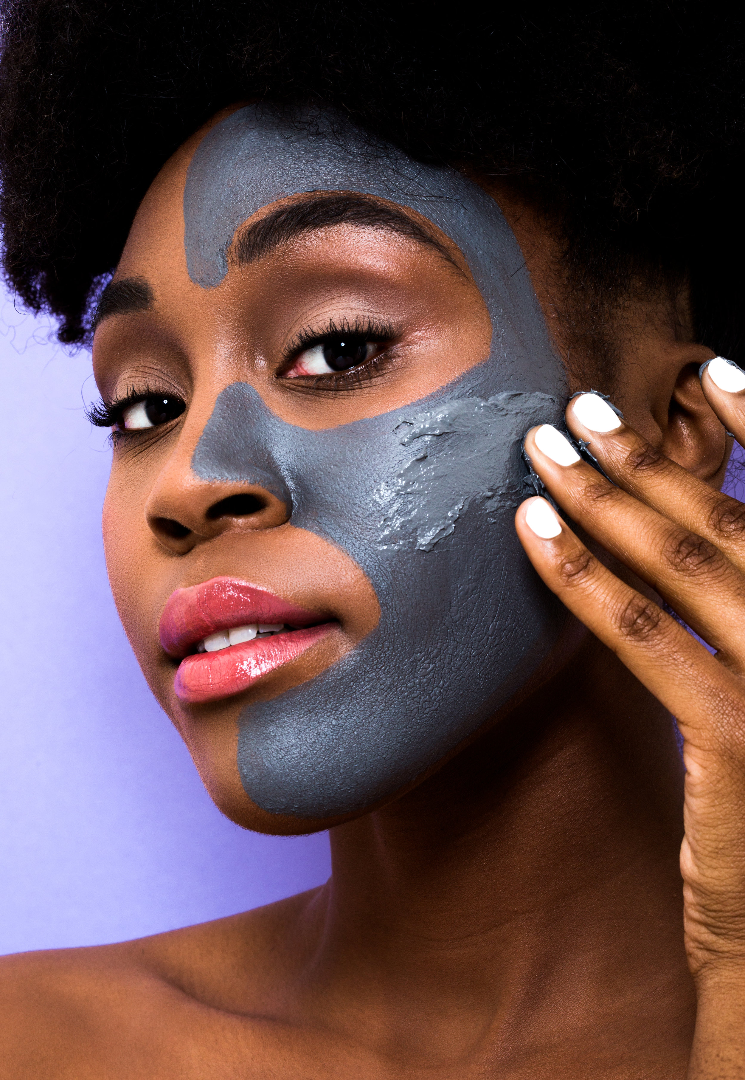 Give yourself some TLC with a wash-off face mask.