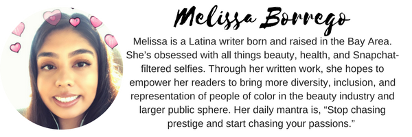 about melissa borrego