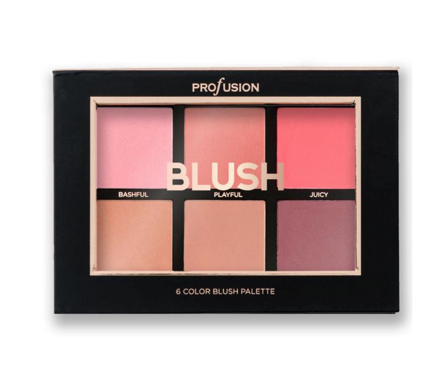 This six collection palette is perfect for Spring!
