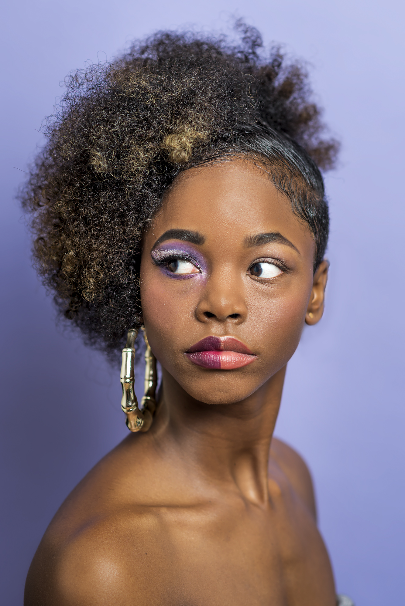 Photographer:   @ii_pix_photography_   Makeup Artist:  @nofxgivenmua   Model:  @jamellacross   Text:  @im_kelpsea