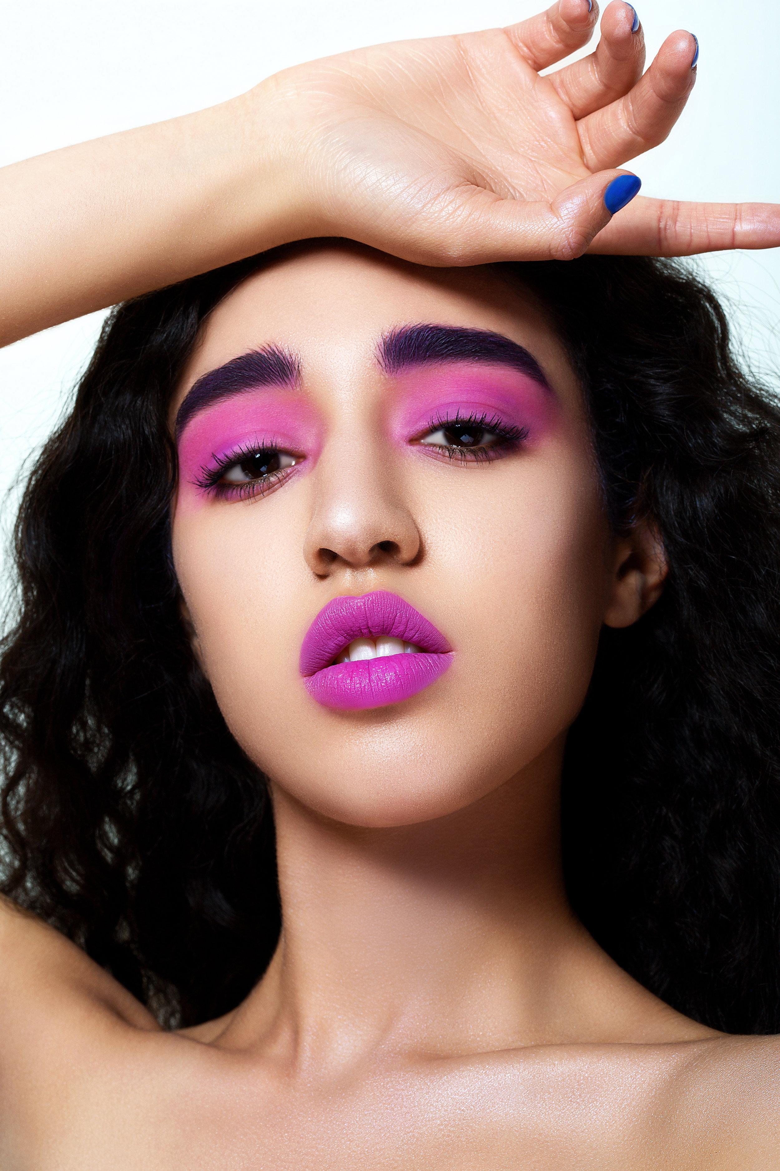 2018 Summer makeup looks for Brown Mocha Girl beauty