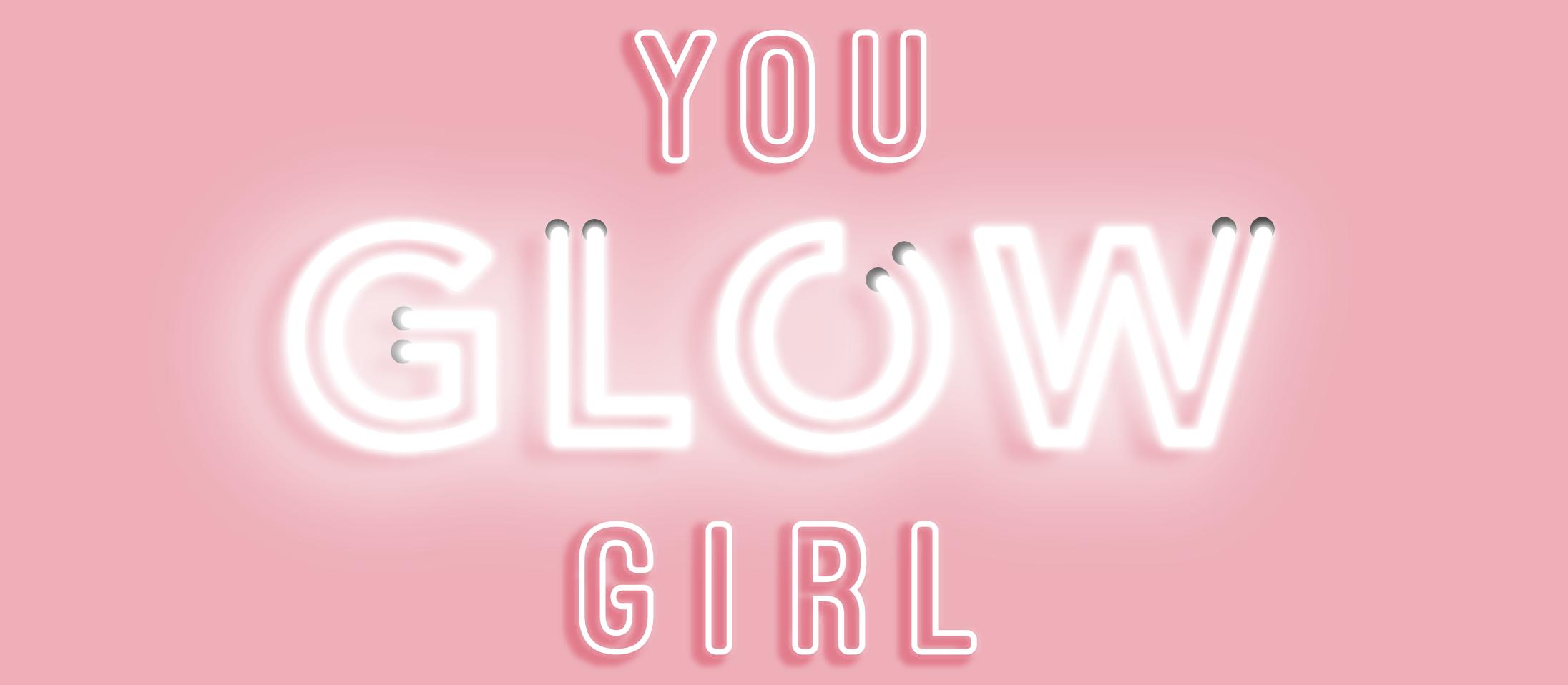 You #glow girl Mocha Girl Beauty x GloGirl