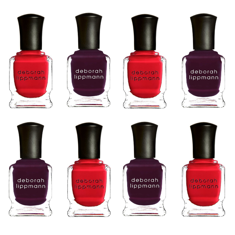 Yummy! You can now snag select items for 50% off at Deborah Llippmann