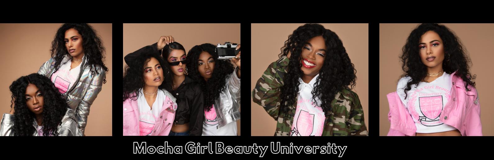 Mocha Girl Beauty University Ambassador Program