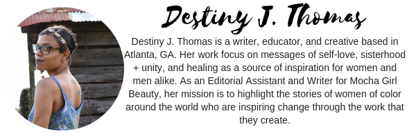 About Destiny Thomas