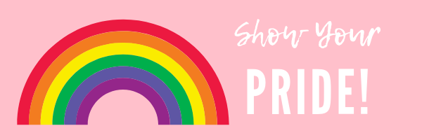 Show Your Pride Banner