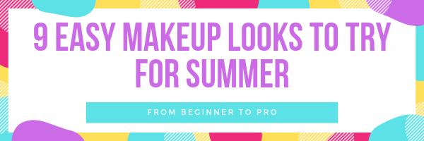 2019 summer makeup looks for brown skin