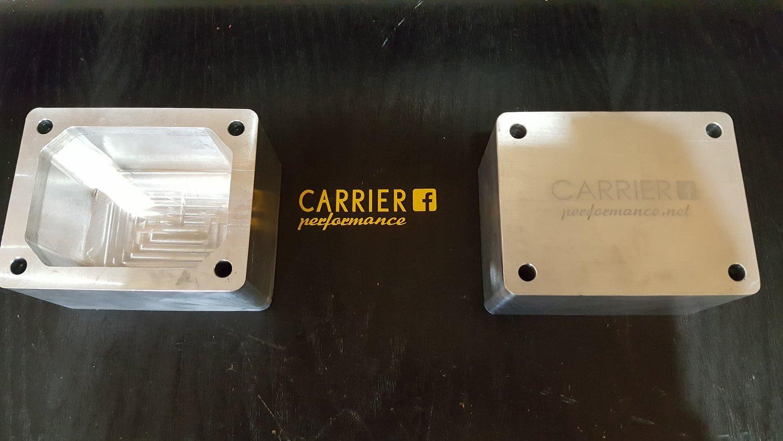 Intek V twin — CARRIER PERFORMANCE