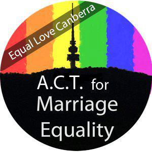 EQUAL LOVE CANBERRA