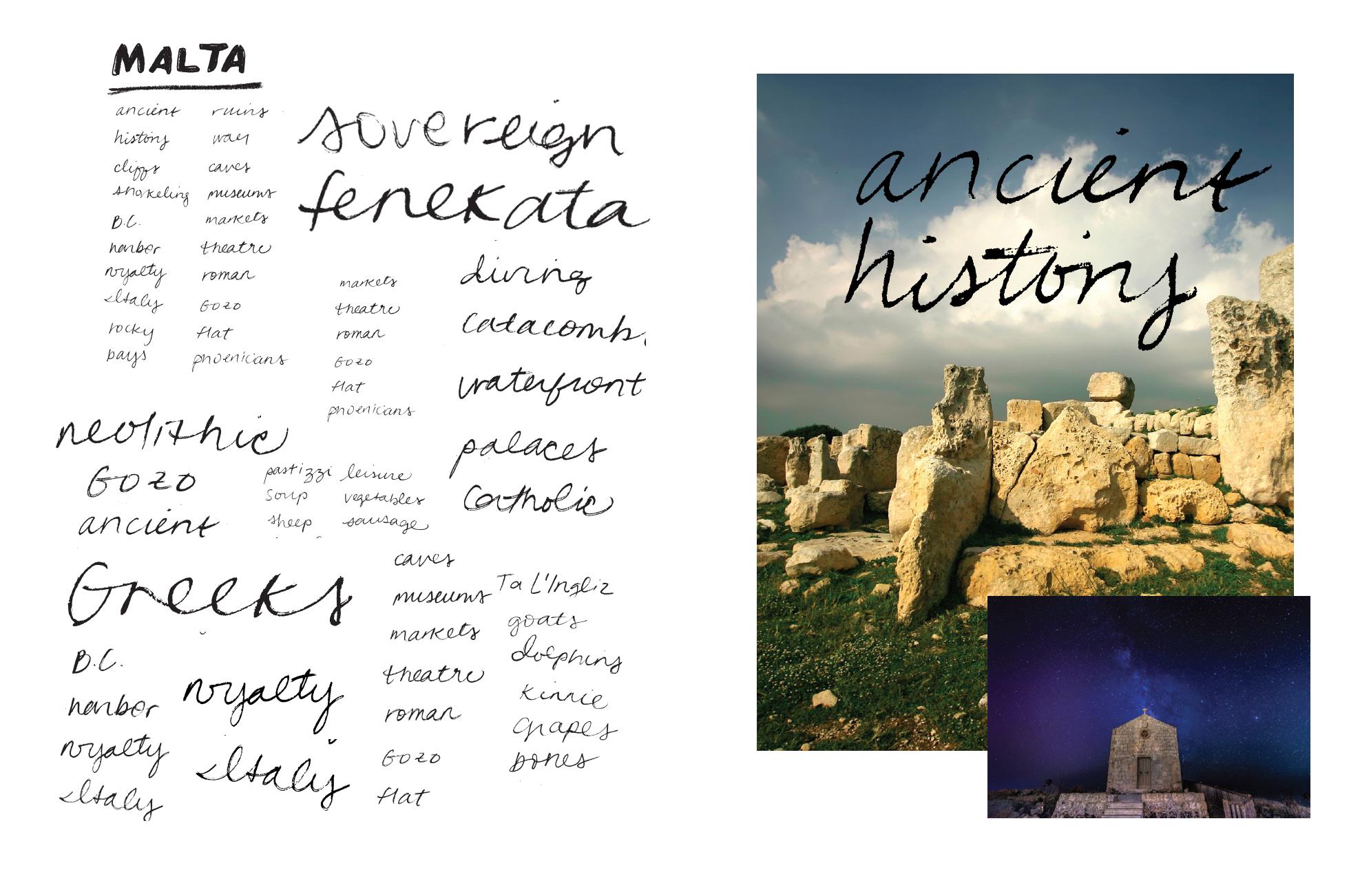 word list - malta