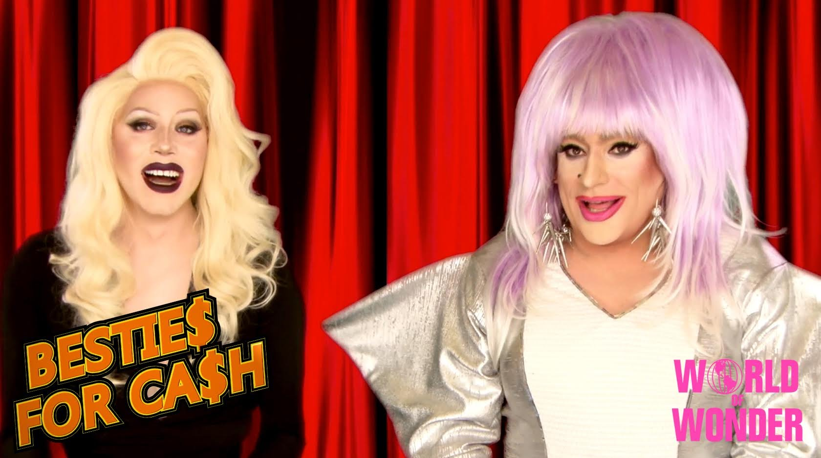 Sharon Needles & Heklina