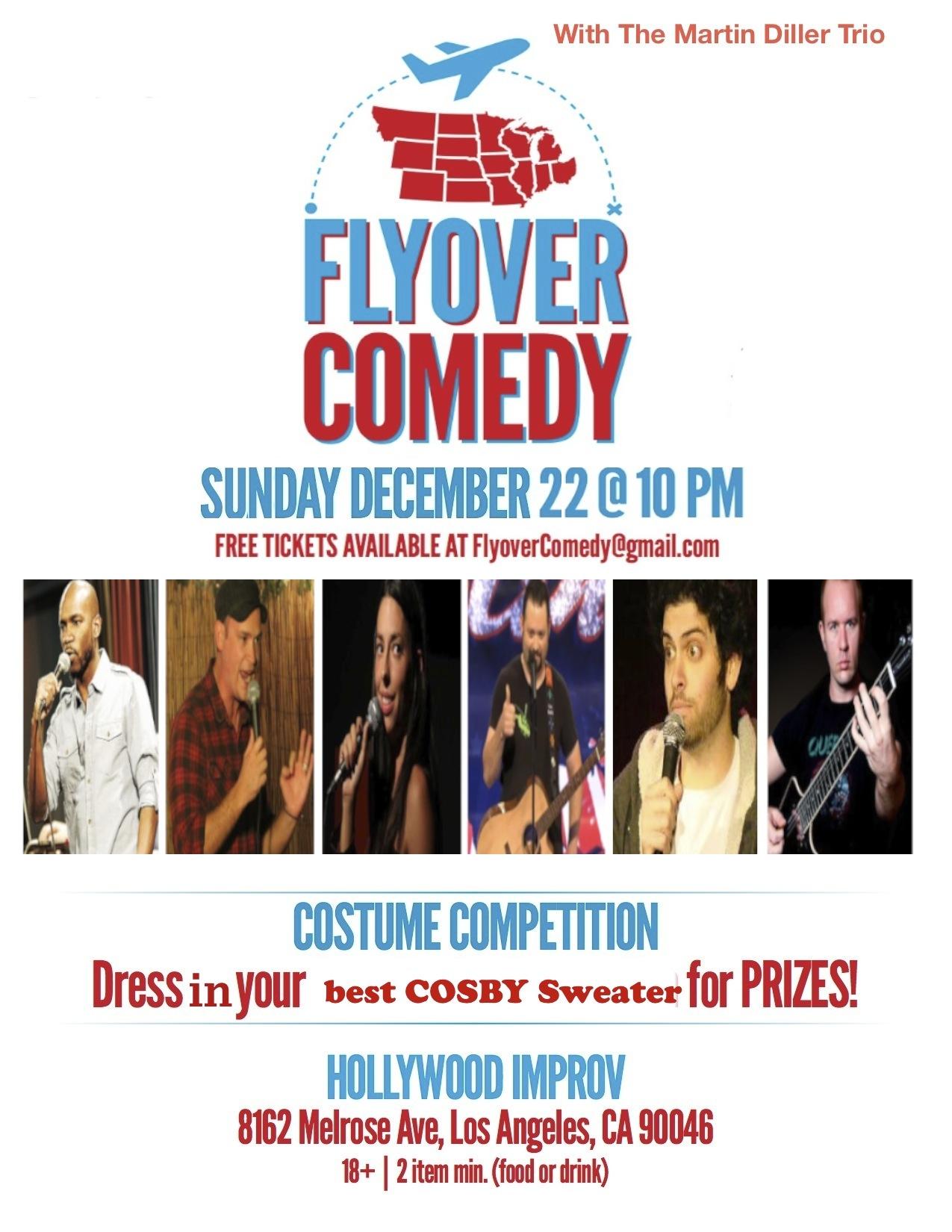 17. Flyover Comedy DECEMBER 22nd 2013.jpg