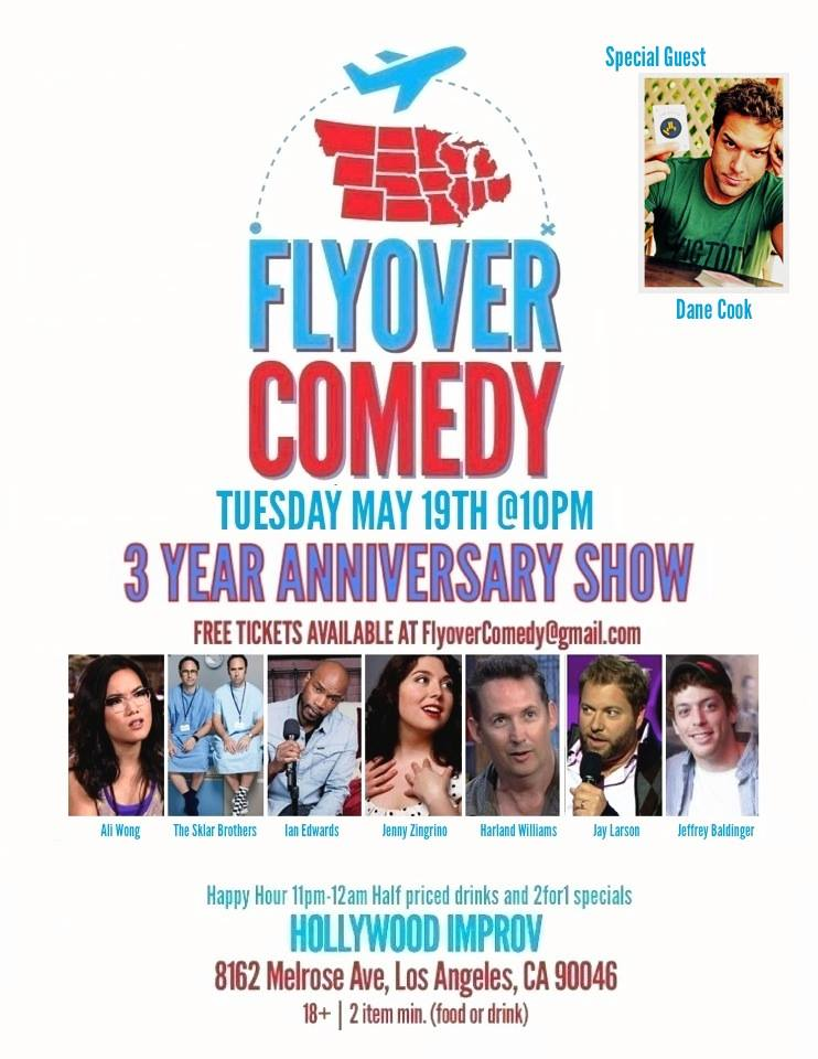 34. Flyover Comedy 3 year Anniversary Show TUESDAY May 19th 2015.jpg