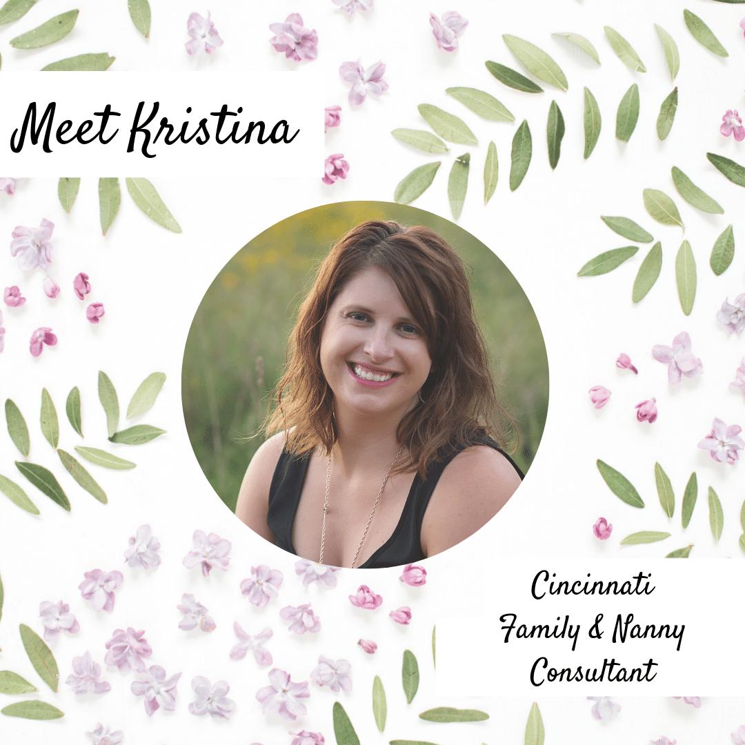 Kristina Blum, Cincinnati family & Nanny Consultant