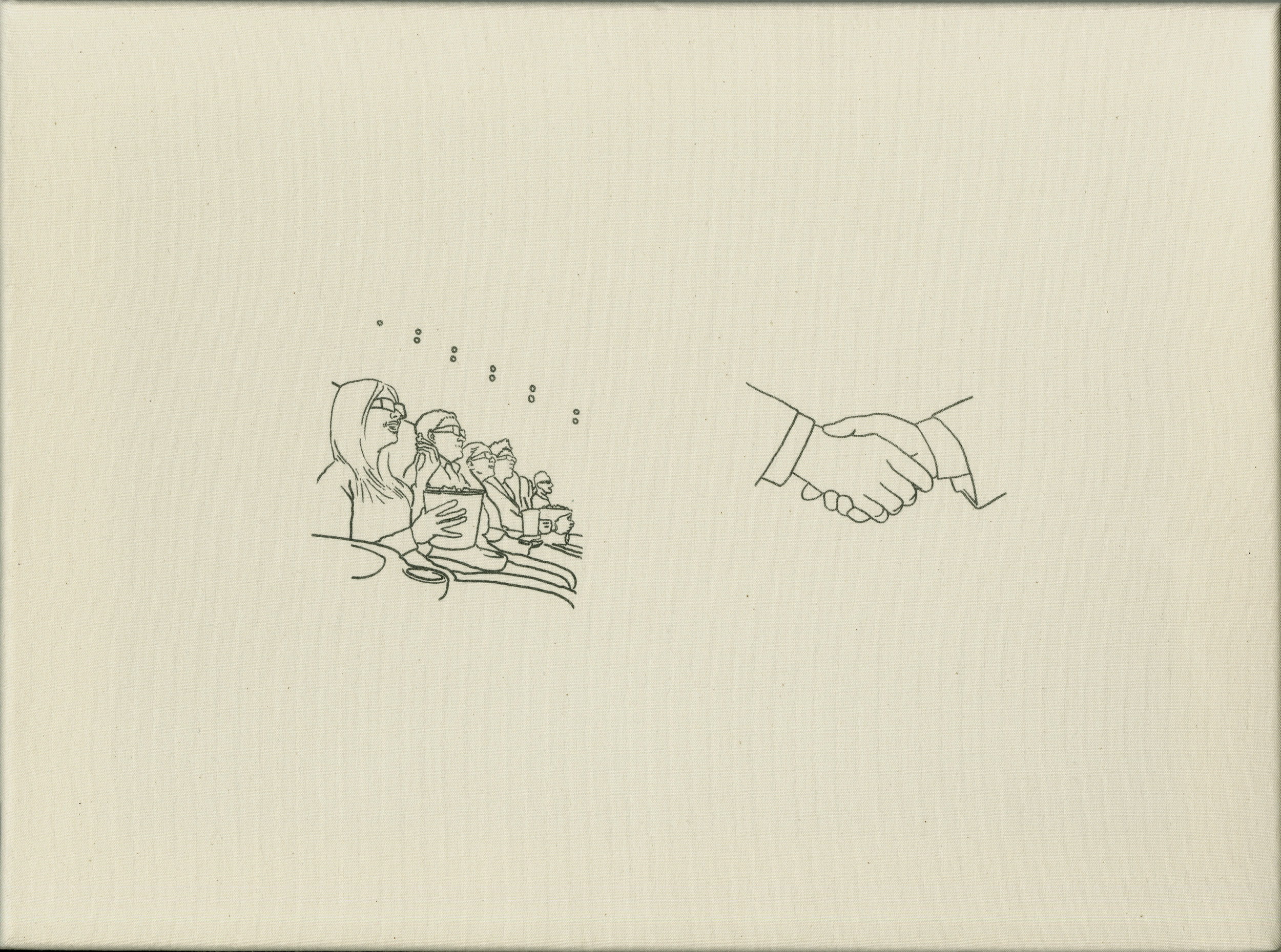 Audience / Handshake