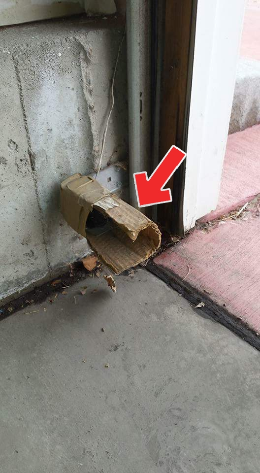 Have you ever had the sunshine prevent your garage door from closing properly? This is an easy and inexpensive fix.