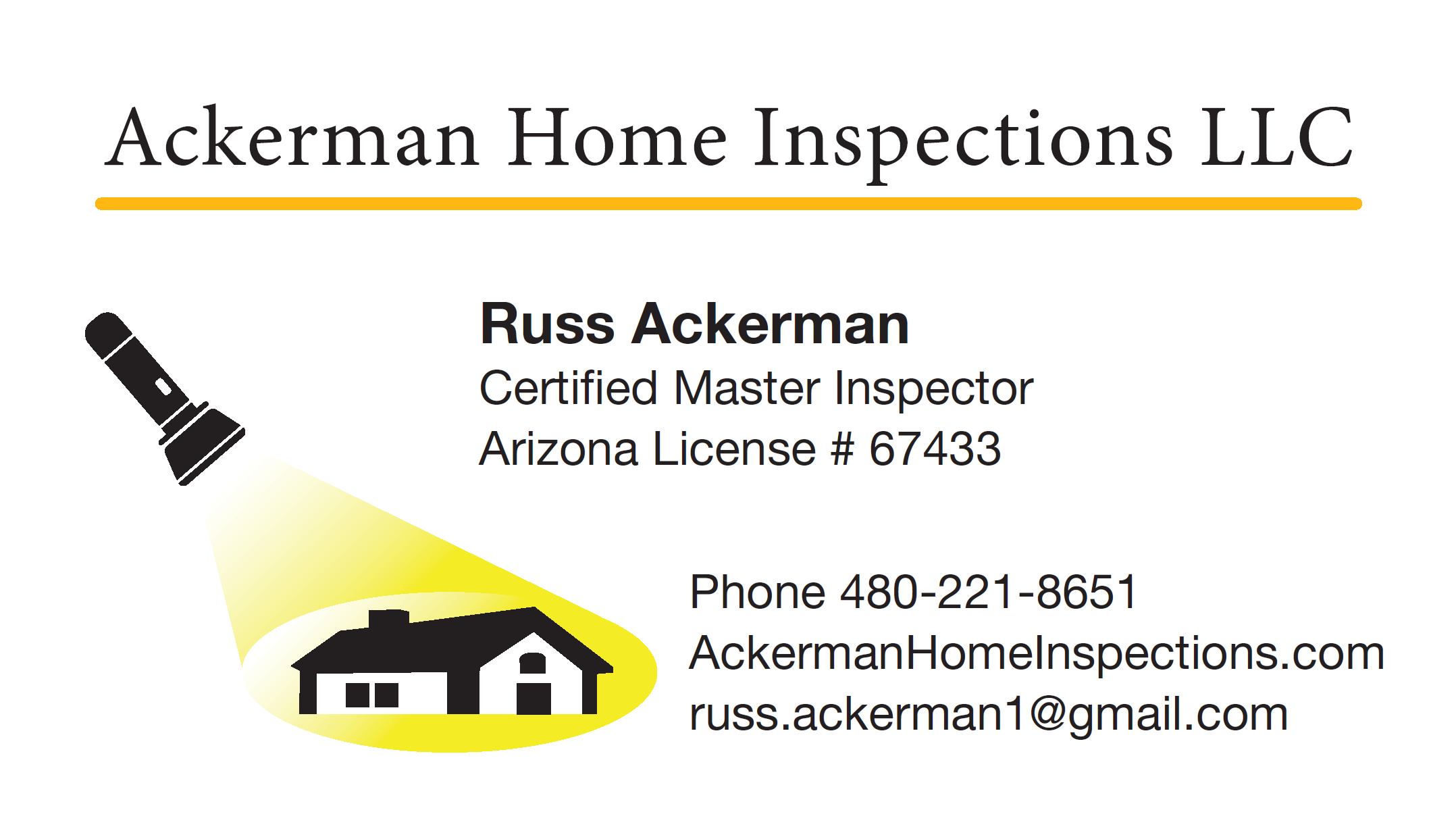 "You could choose either a Certified Master Inspector, Instructor and Mentor with a ""$10,000 Honor Guarantee"" and a ""We'll Buy Your Home Back Guarantee"", or choose someone with a flyer and a website. Hire only the best, because anyone else is just looking around®"