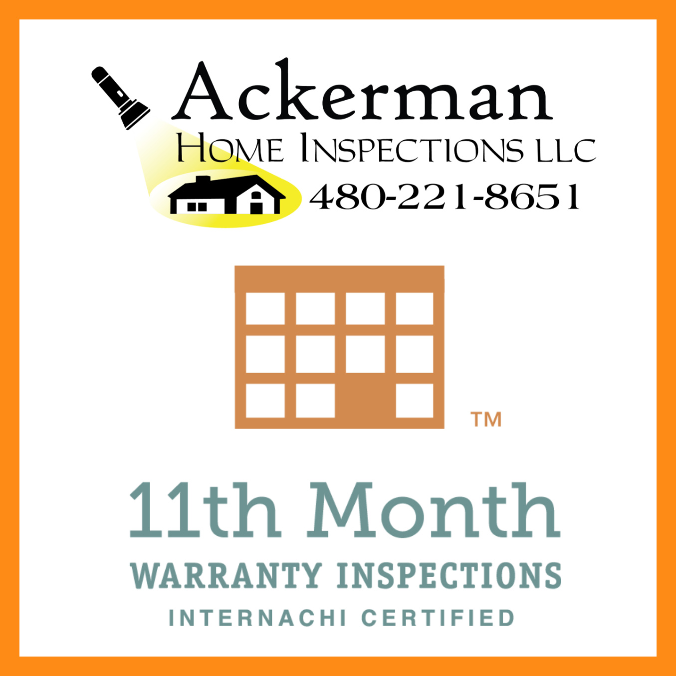 Is your 1-year builders warranty coming up?  I've done thousands of inspections, logged over 800 hours of continuing education and have been in business for 11-years.  https://goo.gl/E4Y9JE