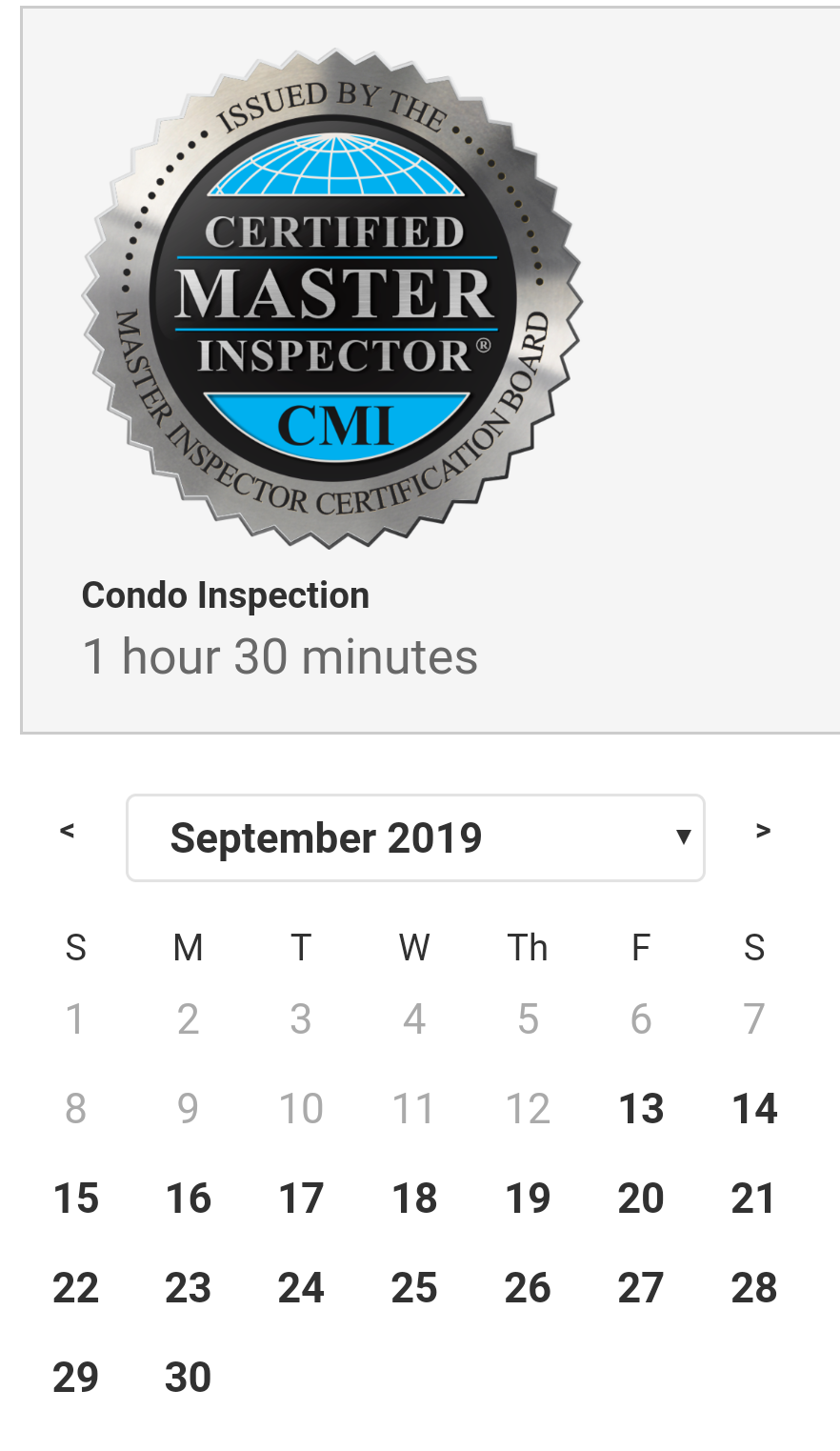 Clients love my online appointment system. Always working to make the home inspection process easy.   https://bit.ly/2kDyRHp