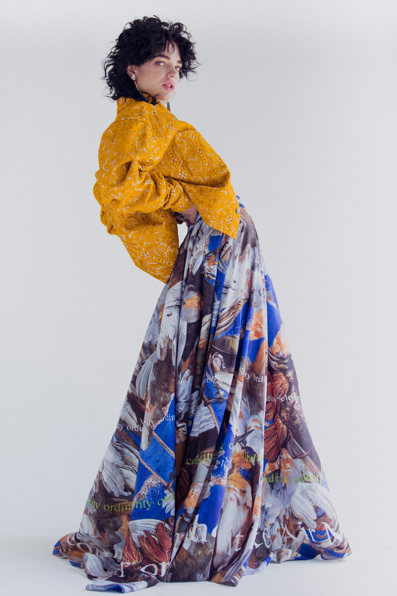 For @blackmag  fashion skirt @guzman top @gina.snodgrass shot/style by @ashsatankilleen talent @dr.l091c @fivetwentymgt Makeup/Hair @raquel_hmua assist @official_mattphoto