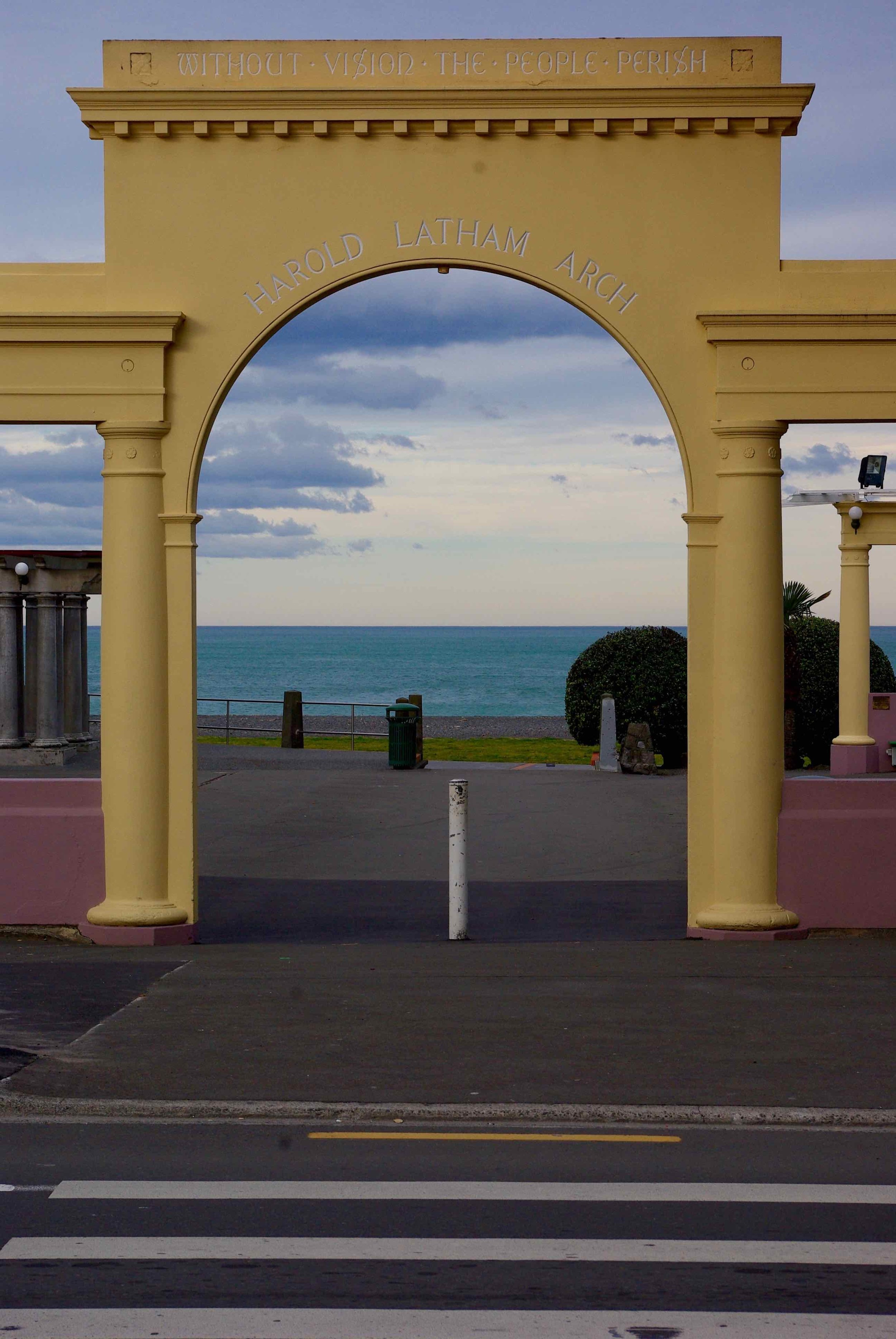 Archway, Napier, 2008 ©