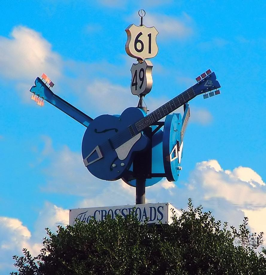 clarksdale blues sign.png