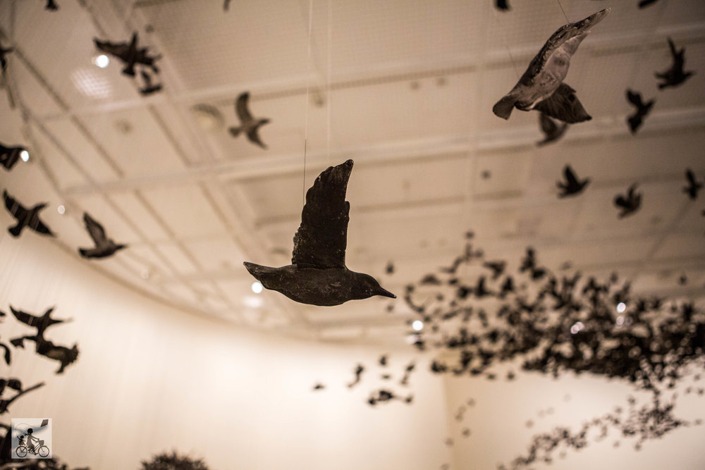 terracotta warriors & cai guo-qiang - ngv international, melbourne - mamma knows melbourne