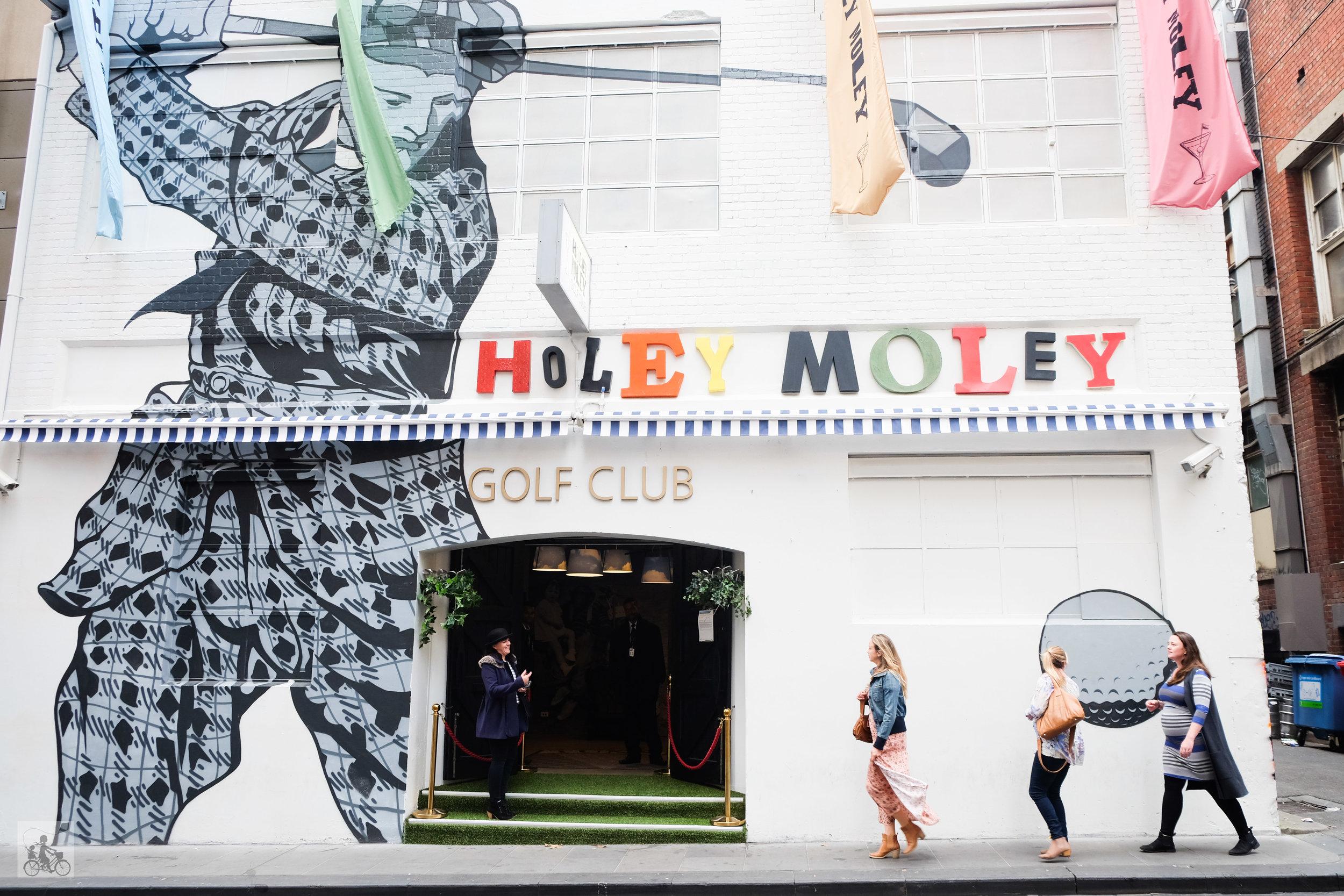 holey moley golf, melbourne - mamma knows melbourne