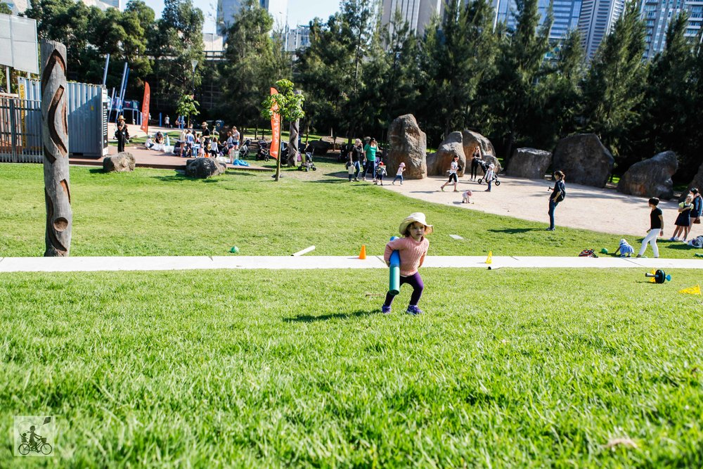 artplay backyard, birarrung marr - mamma knows melbourne
