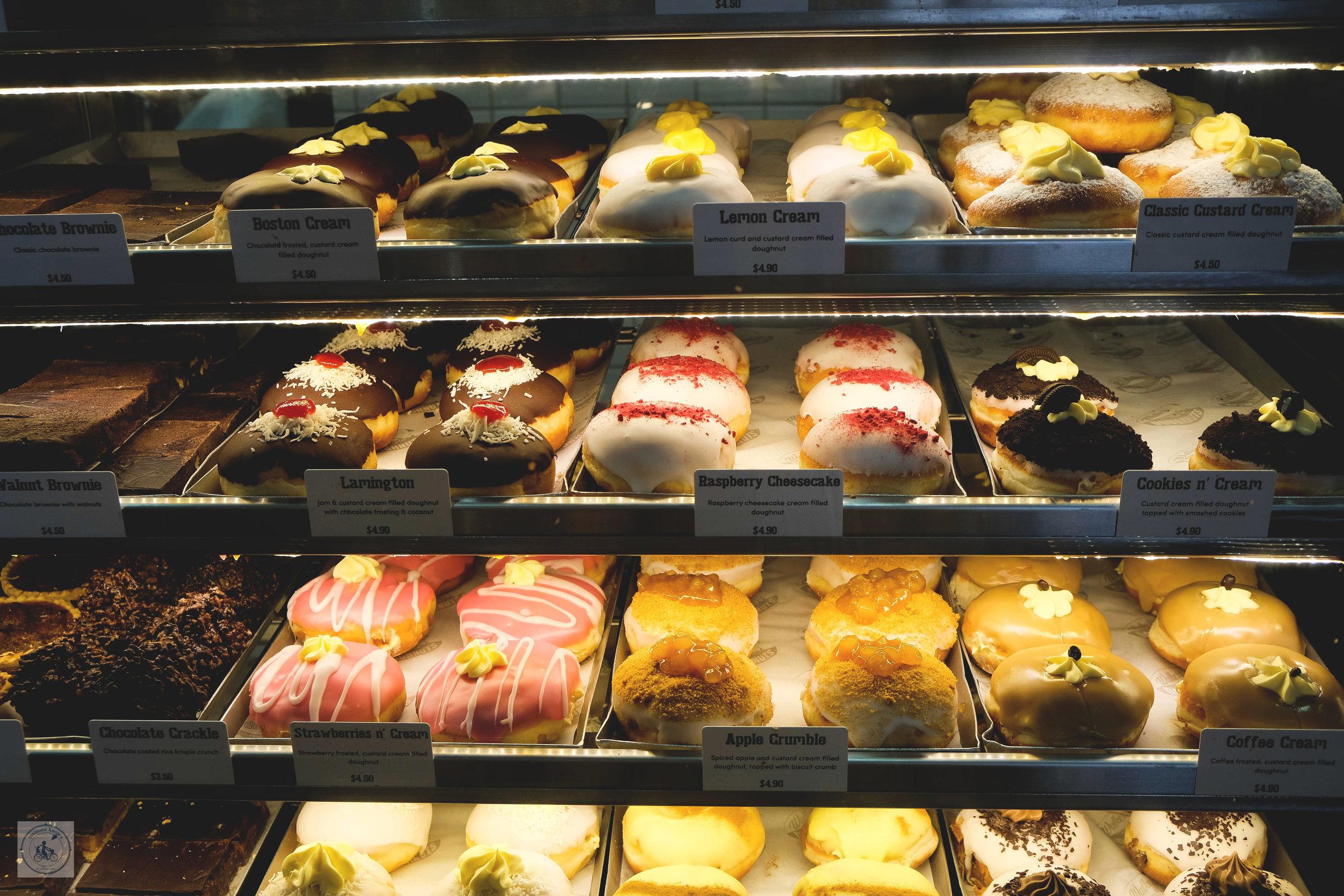 walkers doughnuts, melbourne - mamma knows melbourne