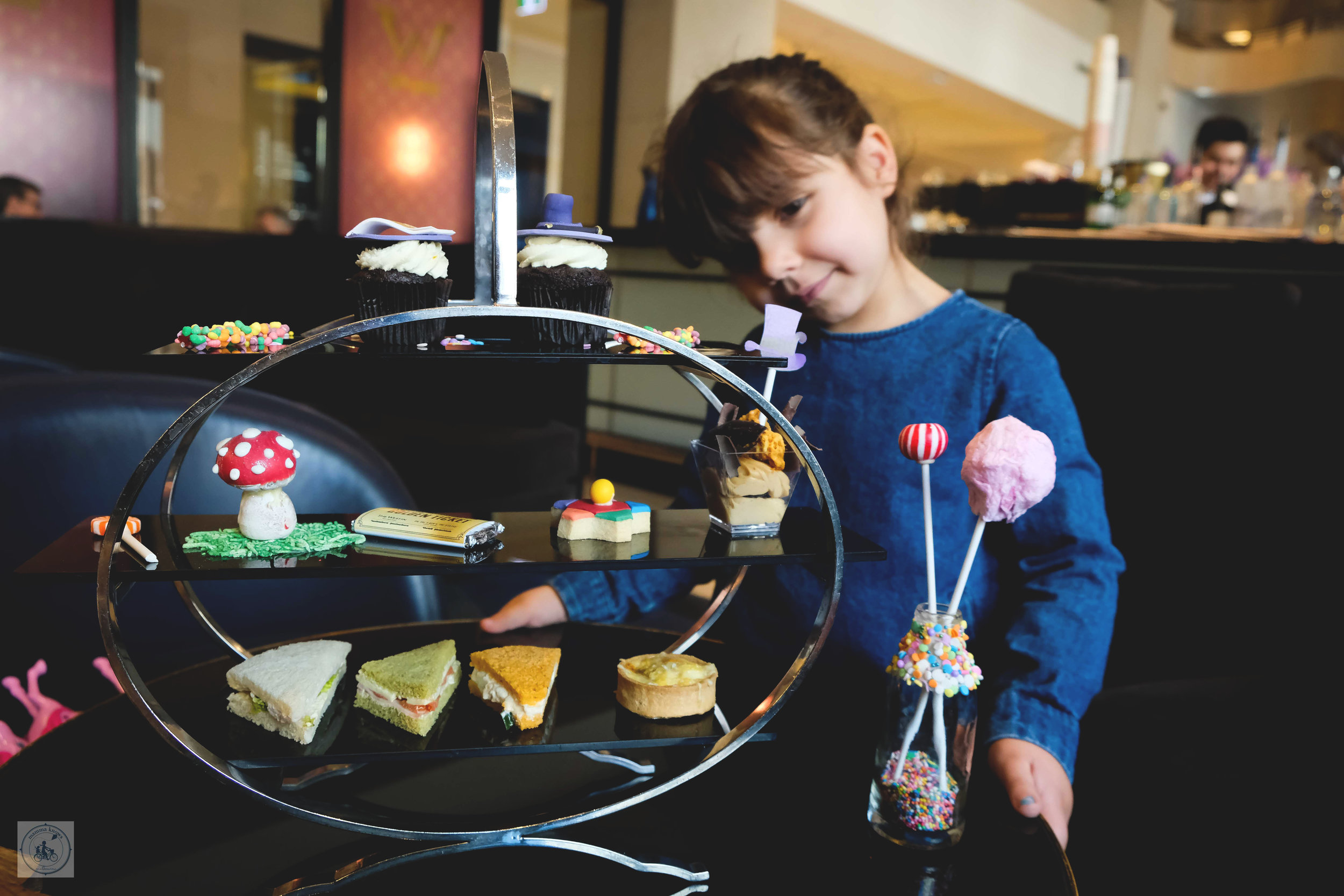 wonkariffic kids high tea @ the westin, melbourne - mamma knows melbourne