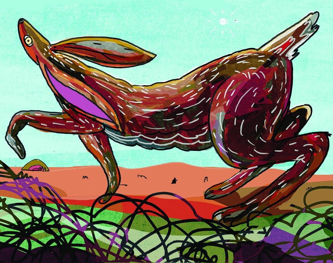 Dylan Griffith's art finds momentum -