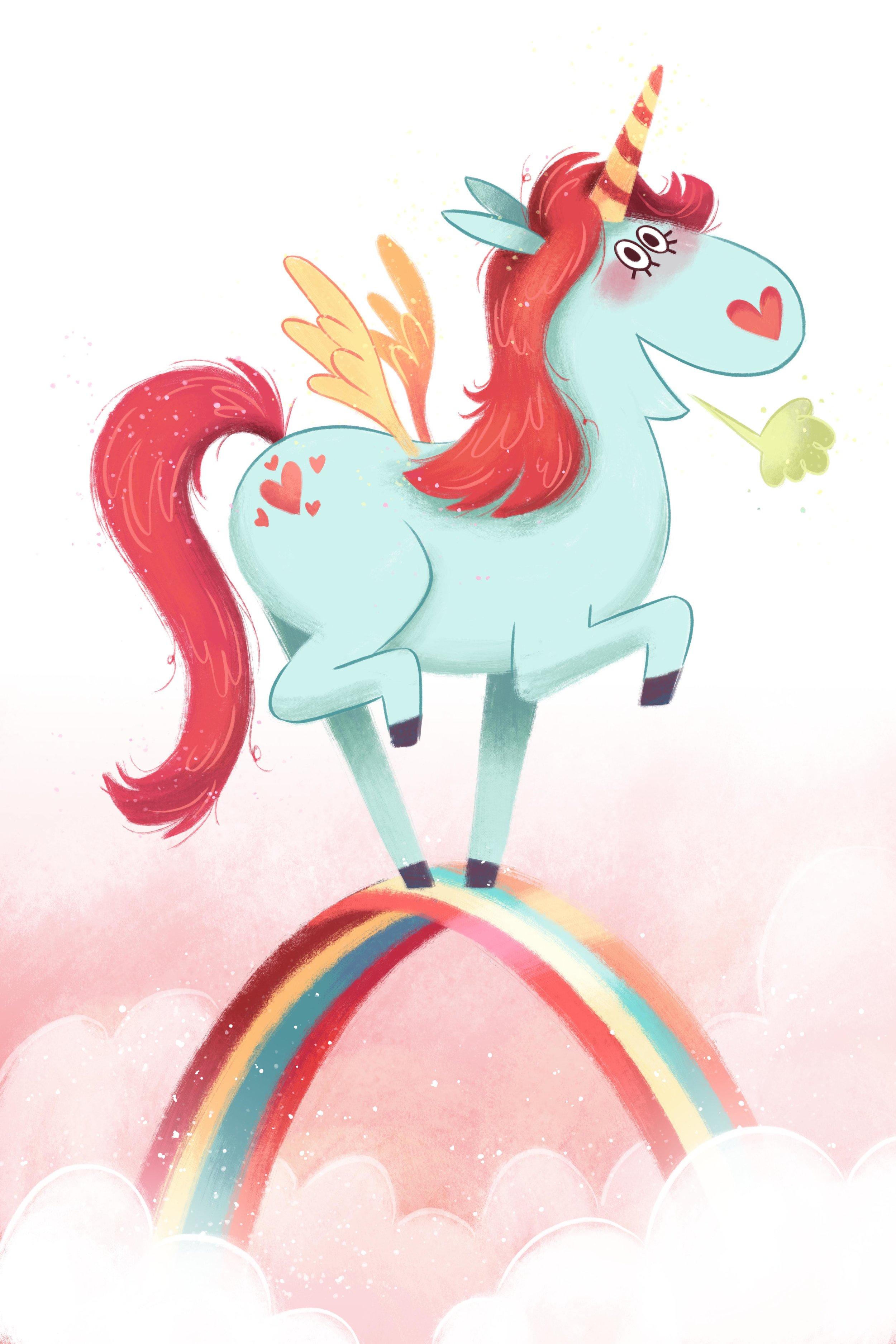 Bobo The Unicorn