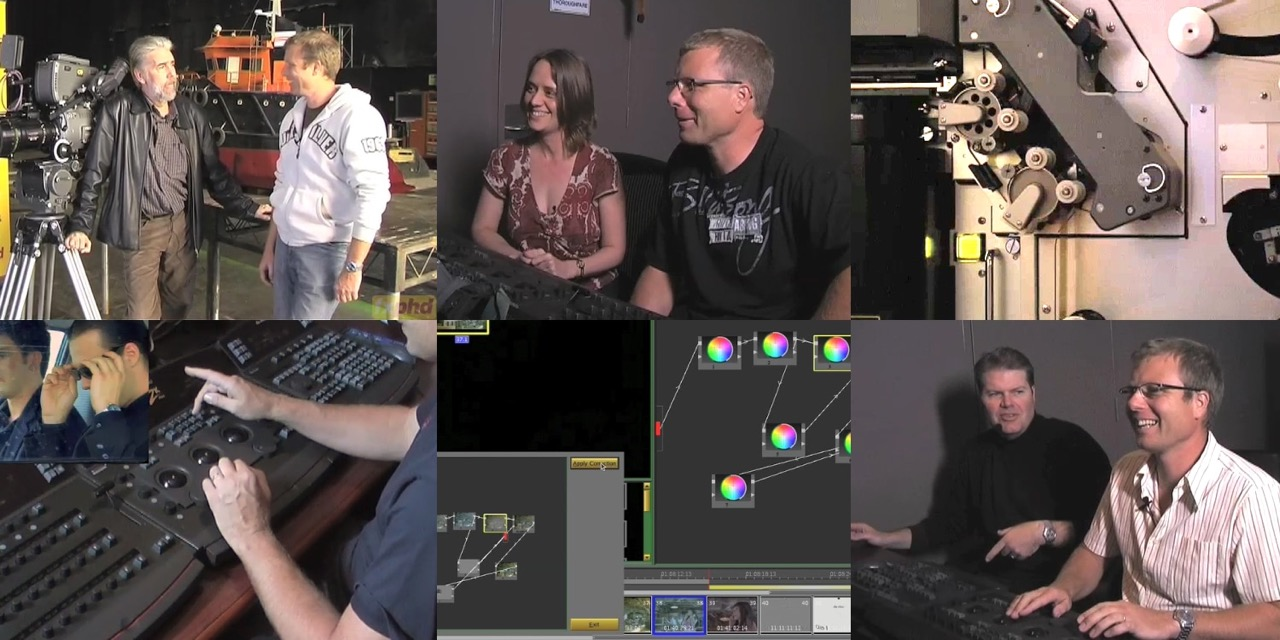 FXPHD 2007 The world's first online color correction class