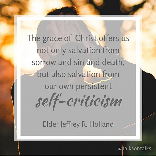 Elder Holland's talk was a favorite from this last conference, and it comes up during almost every gospel discussion we have these days. We dedicated an entire episode with @classicalmormons to just this one talk, so check it out and tell us what you learned! Link in bio!
