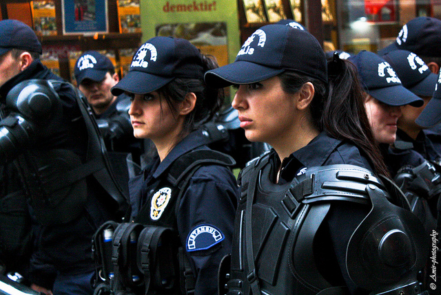 Girls on top: Women and authority in Turkey