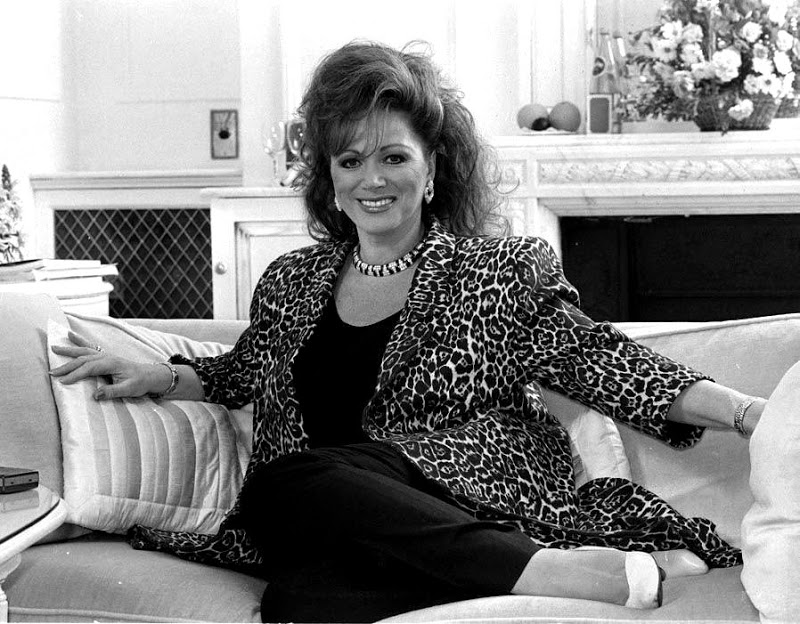 A tribute to my educator Jackie Collins