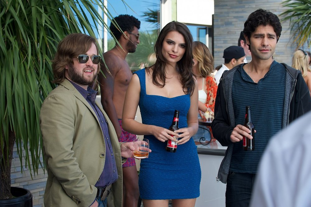 On the female leads in 'Entourage'