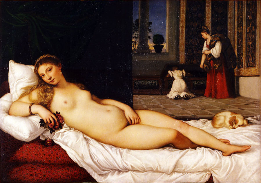 Nudity and eroticism in art